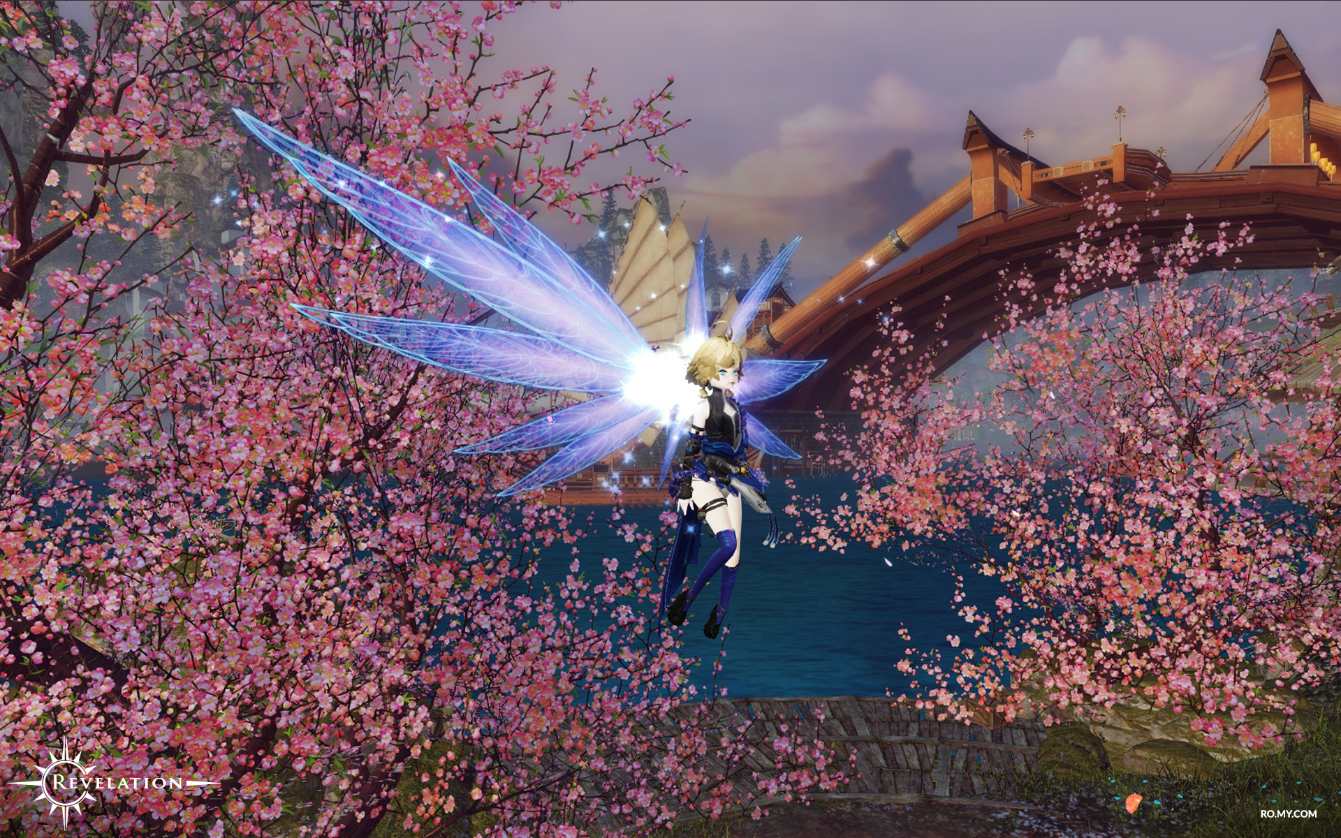 Wings | Revelation Online - Official Website