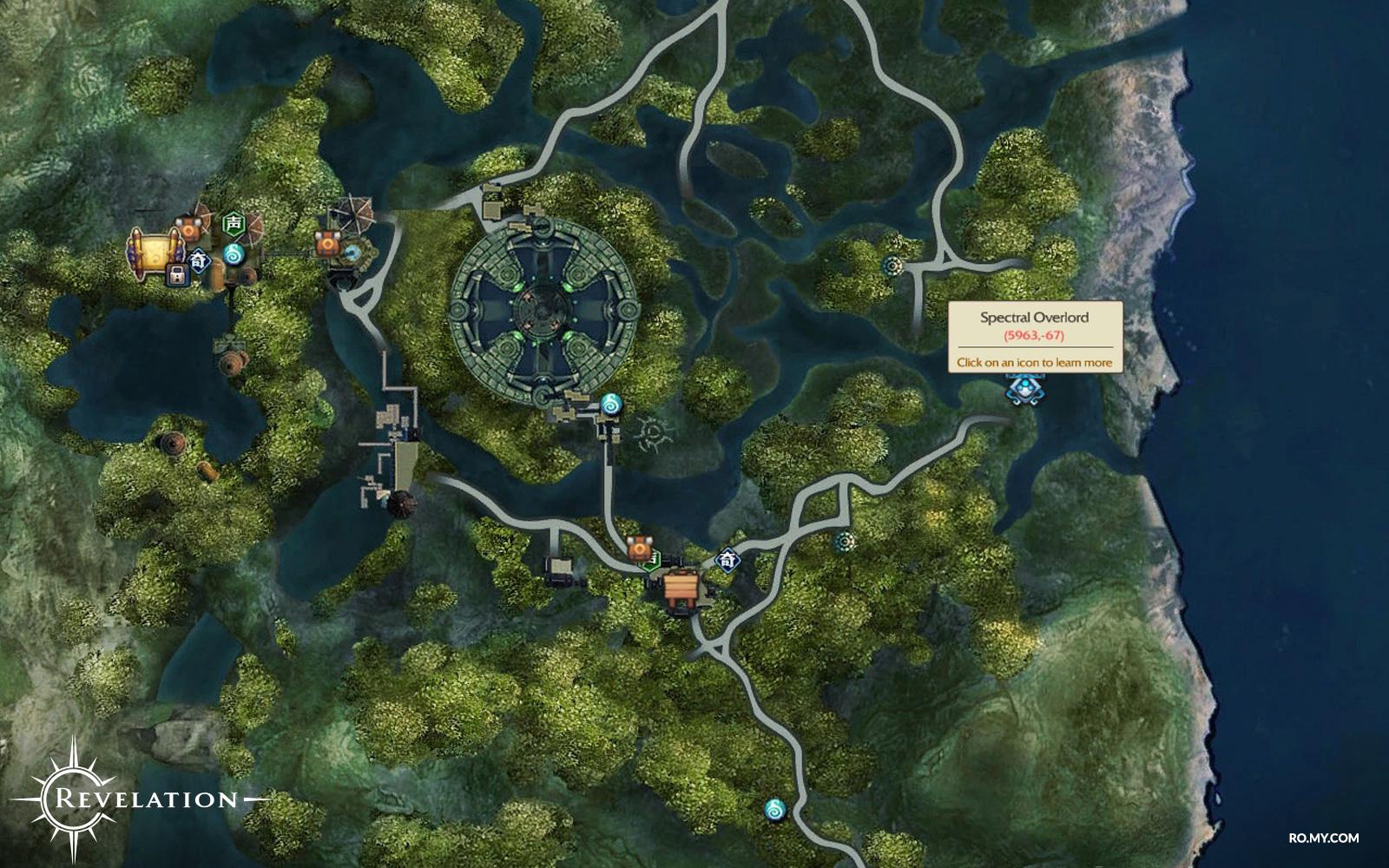 Spectral Overlord Revelation Online Official Website
