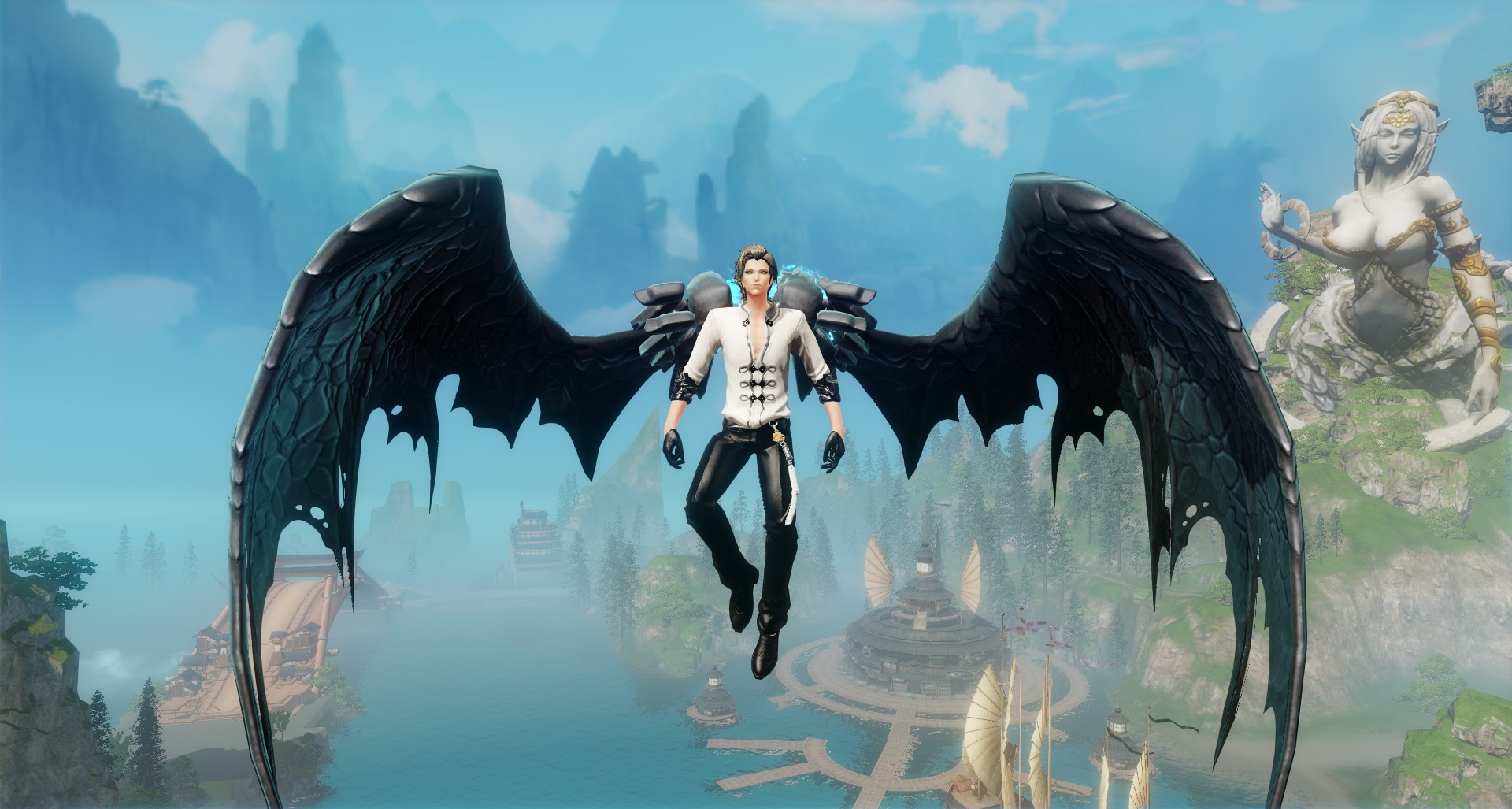revelation online dragon wings giveaway