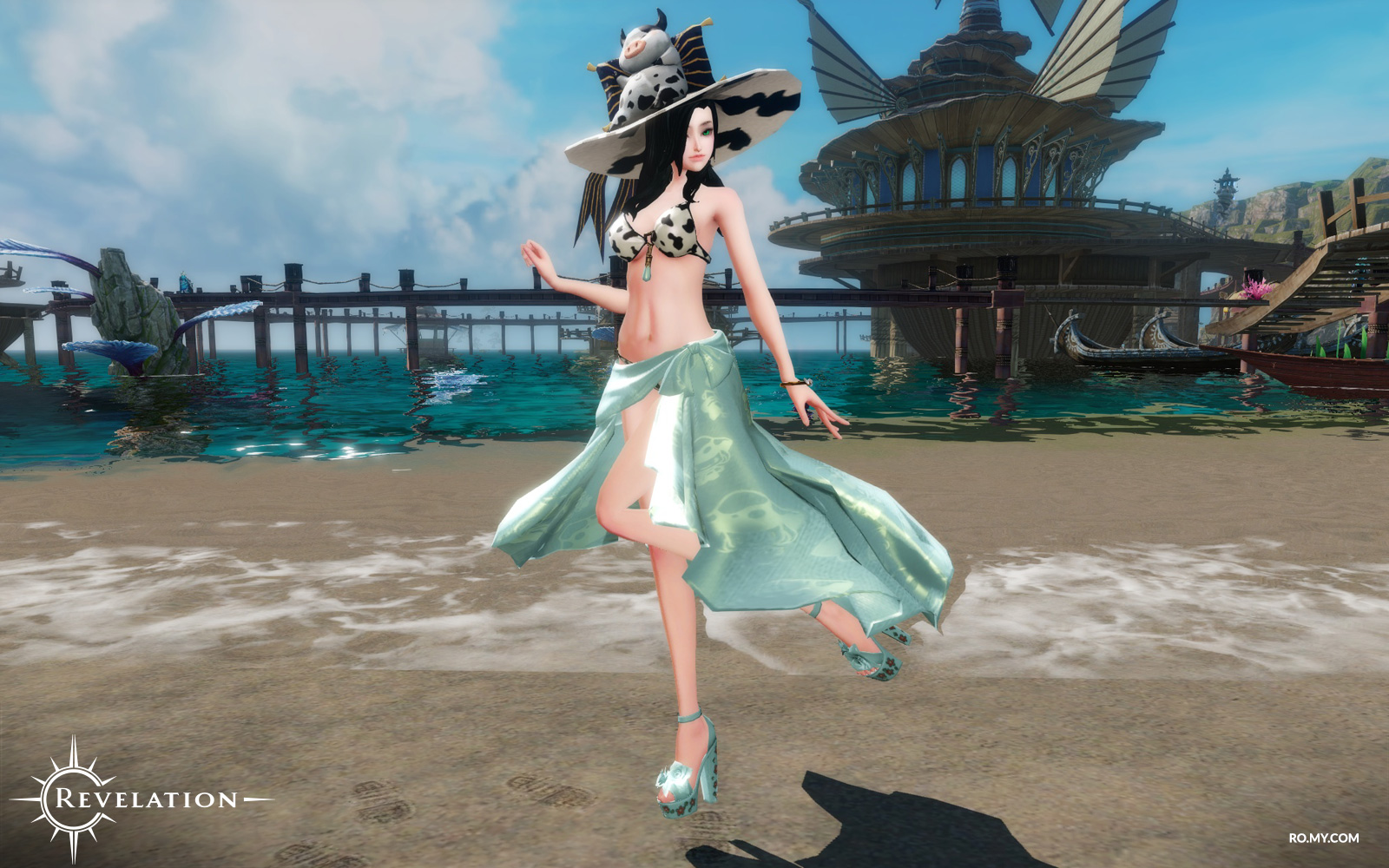 revelation online how to fish