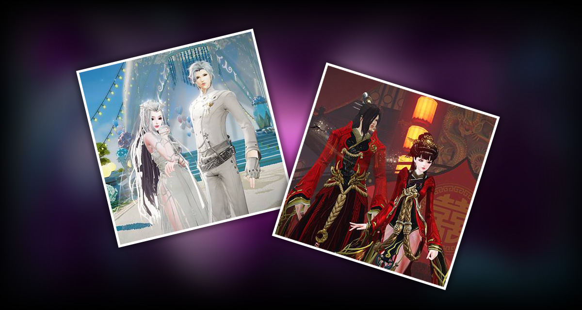 Heaven and Earth: Wedding System | Revelation Online