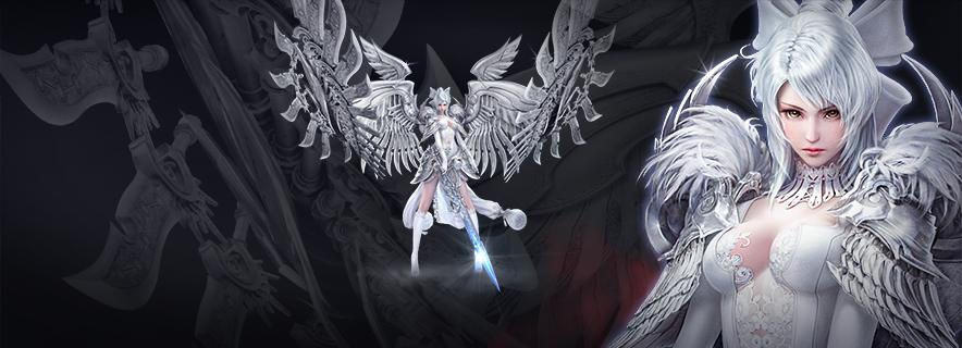 The White Warden | Revelation Online - Official Website