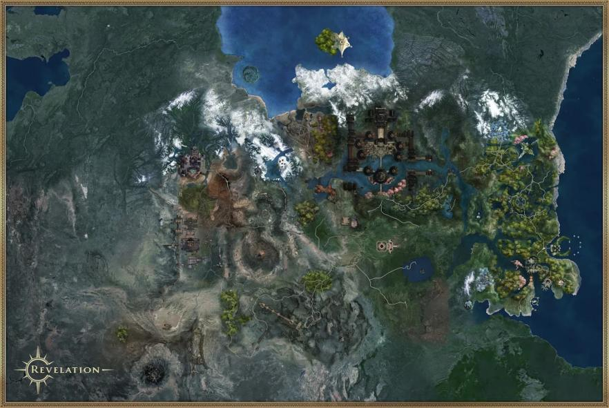 Revelation Online Nuanor World